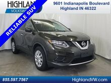 2016_Nissan_Rogue_S_ Highland IN
