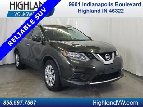2016 Nissan Rogue S Highland IN