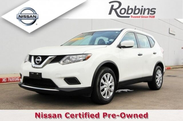 2016 Nissan Rogue S Houston TX