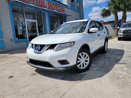 2016 Nissan Rogue S Jacksonville FL