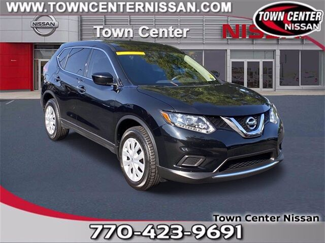 2016 Nissan Rogue S Kennesaw GA
