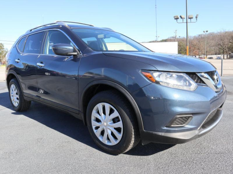 2016 Nissan Rogue S Knoxville TN