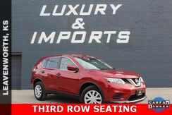 2016_Nissan_Rogue_S_ Leavenworth KS
