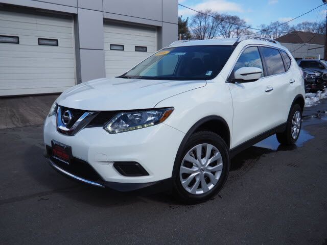 2016 Nissan Rogue S Lexington MA