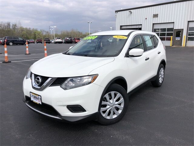 2016 Nissan Rogue S Lima OH