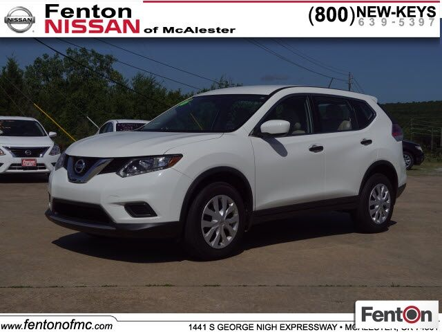 2016 Nissan Rogue S McAlester OK