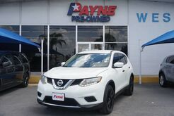 2016_Nissan_Rogue_S_ Mission TX