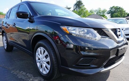2016 Nissan Rogue S Moore SC