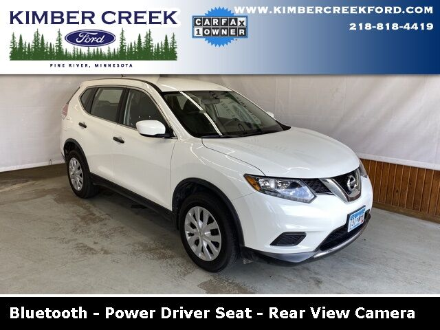 2016 Nissan Rogue S Pine River MN