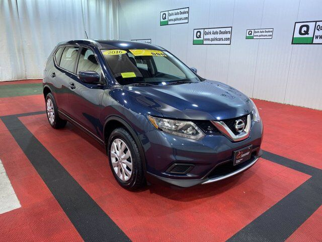 2016 Nissan Rogue S Quincy MA