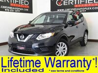 Nissan Rogue S REAR CAMERA POWER LOCKS POWER WINDOWS POWER MIRRORS CRUISE CONTROL 2016