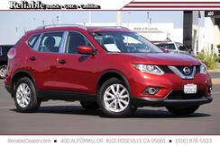 2016_Nissan_Rogue_S_ Roseville CA