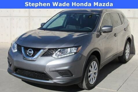 2016_Nissan_Rogue_S_ St George UT