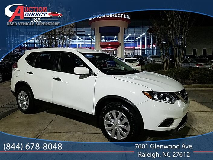 2016 Nissan Rogue S Raleigh