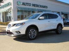2016_Nissan_Rogue_SL AWD  LEATHER SEATS, NAVIGATION SYSTEM, SUNROOF, BLIND SPOT MONITORS, SAT RADIO, PREMIUM STEREO_ Plano TX