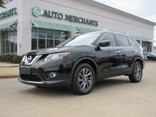 2016_Nissan_Rogue_SL AWD  LEATHER SEATS, NAVIGATION SYSTEM, SUNROOF, BLIND SPOT MONITORS, SAT RADIO_ Plano TX