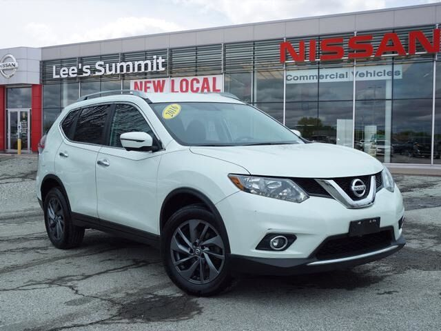 2016 Nissan Rogue SL AWD Lee's Summit MO