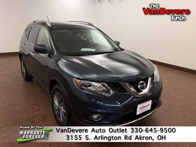 2016 Nissan Rogue SL Akron OH