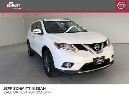 2016_Nissan_Rogue_SL_ Beavercreek OH