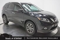 Nissan Rogue SL CAM,SUNROOF,HTD STS,BLIND SPOT,18IN WLS 2016