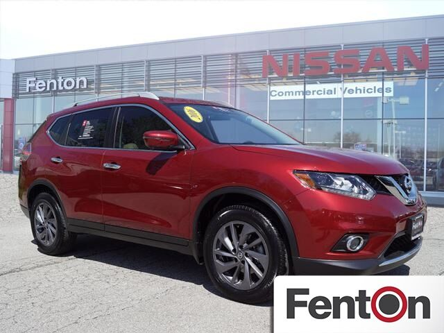 2016 Nissan Rogue SL CERTIFIED Lee's Summit MO