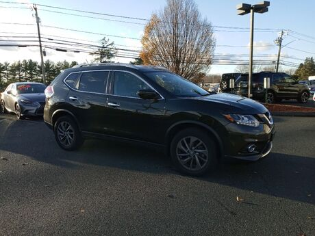 2016 Nissan Rogue SL East Windsor CT