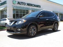 2016_Nissan_Rogue_SL FWD LEATHER, PANORAMIC SUNROOF, BACKUP CAMERA, HTD FT SEATS, HANDSFREE LIGTGATE, NAVIGATION_ Plano TX