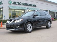 2016_Nissan_Rogue_SL FWD NAV, HTD SEATS, BLUETOOTH, BACKUP CAM, AUX INPUT, PUSH BUTTON, SAT RADIO, LEATHER_ Plano TX