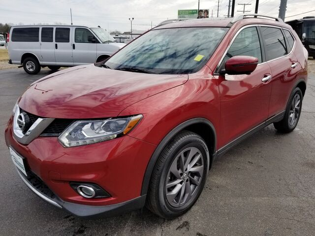 2016 Nissan Rogue SL Fort Wayne Auburn and Kendallville IN