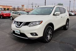 2016_Nissan_Rogue_SL_ Fort Wayne Auburn and Kendallville IN