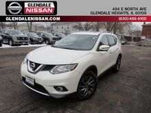 2016_Nissan_Rogue_SL_ Glendale Heights IL