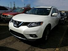 2016_Nissan_Rogue_SL_ Golden Valley MN