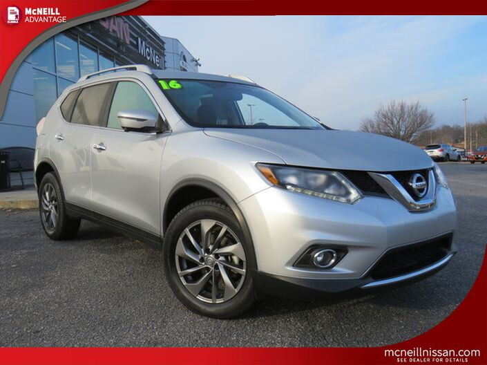2016 Nissan Rogue SL High Point NC