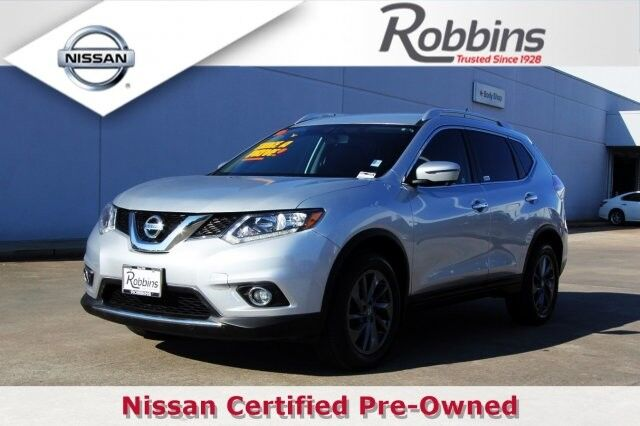 2016 Nissan Rogue SL Houston TX