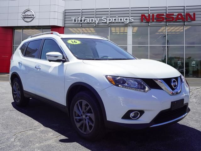 2016 Nissan Rogue SL Kansas City MO