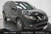 Nissan Rogue SL NAV,CAM,PANO,HTD STS,BLIND SPOT,18IN WLS 2016