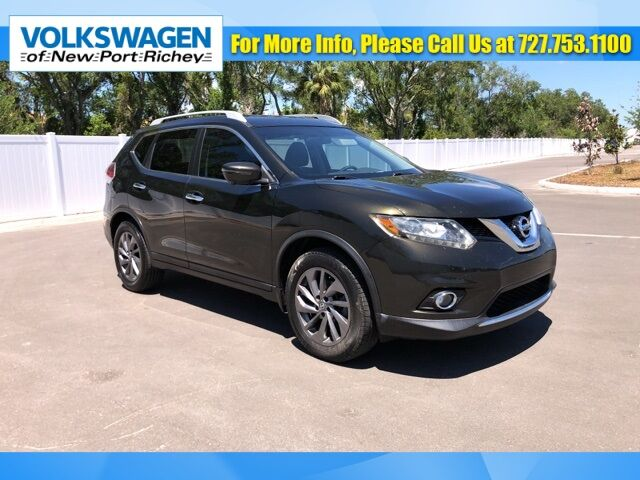 2016 Nissan Rogue SL New Port Richey FL