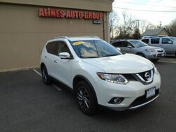 2016_Nissan_Rogue_SL_ Patchogue NY