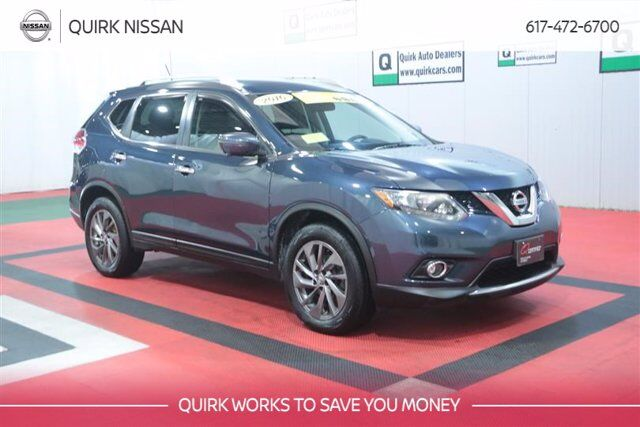 2016 Nissan Rogue SL Quincy MA