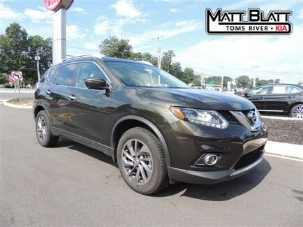 2016_Nissan_Rogue_SL_ Egg Harbor Township NJ