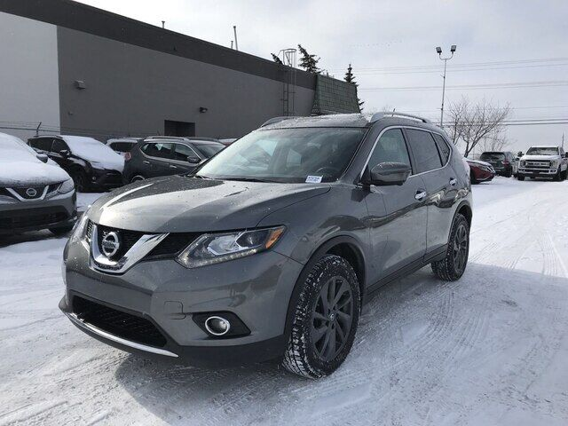 2016 Nissan Rogue SV | AWD | HTD SEATS | *LOW KMS* Calgary AB