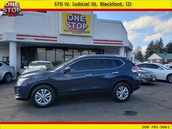 2016_Nissan_Rogue_SV 2WD_ Pocatello and Blackfoot ID