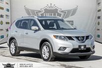 Nissan Rogue SV, AWD, 7 PASS, BACK-UP CAM, PANO ROOF, HEATED SEATS, BLUETOOTH, VOICE COMMAND 2016