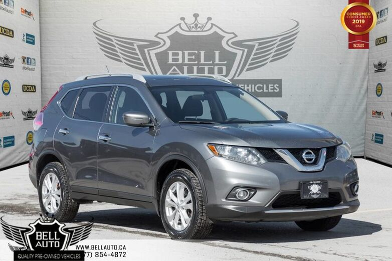 2016 Nissan Rogue SV, AWD, BACK-UP CAM, PANO ROOF, HEATED SEATS, BLUETOOTH, VOICE Toronto ON