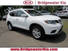 2016_Nissan_Rogue_SV AWD, Intelligent Key, Push Button Engine Start, Rear-View Camera, iPod Interface, Bluetooth Streaming Audio, Hands Free Text Messaging, Front Bucket Seats, Split Folding Rear Seats, 17-Inch Alloy Wheels,_ Bridgewater NJ