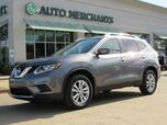 2016 Nissan Rogue SV AWD NAV, BLUETOOTH, BACKUP CAM, PUSH BUTTON, AUX/USB, SAT RADIO, CLOTH SEATS