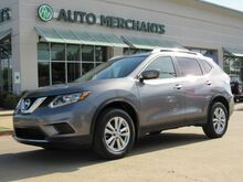 2016_Nissan_Rogue_SV AWD NAV, BLUETOOTH, BACKUP CAM, PUSH BUTTON, AUX/USB, SAT RADIO, CLOTH SEATS_ Plano TX