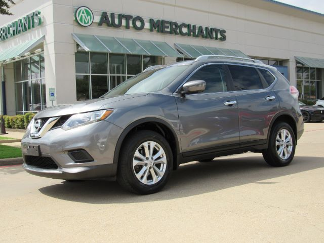 2016 Nissan Rogue SV AWD NAV, SUNROOF, PWR LIFT, PUSH BUTTON, BACKUP CAM, BLUETOOTH, SAT RADIO, AUX/USB Plano TX