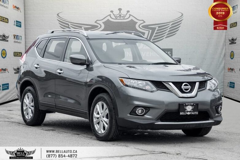 2016 Nissan Rogue SV, AWD, NO ACCIDENT, BACK-UP CAM, BLUETOOTH, PUSH START Toronto ON
