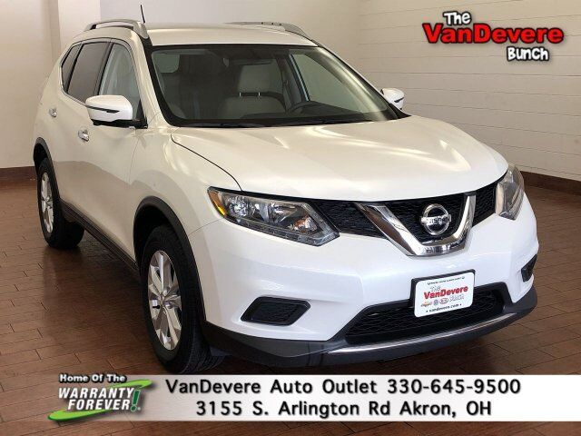 2016 Nissan Rogue SV Akron OH
